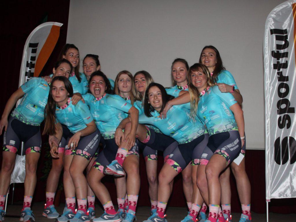 équipe cycliste DN17 Dames Nouvelle-Aquitaine
