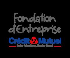Logo FONDATION CREDIT MUTUEL LOIRE-ATLANTIQUE CENTRE OUEST