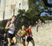 Coureurs Trail des Chateaux Chauvigny