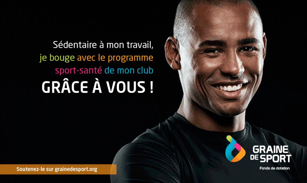 """""""Je soutiens le sport"""" message #5"""