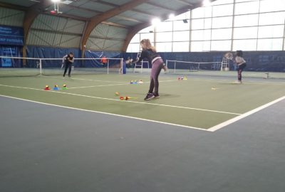 Jeunes tennis-women